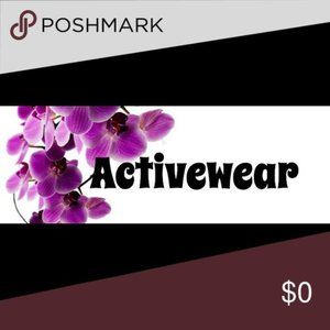 Activewear Athletic, Fitness, casual Top & Bottoms